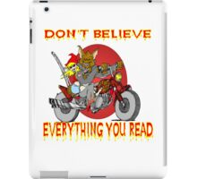 Little Red Riding Hood ? iPad Case/Skin