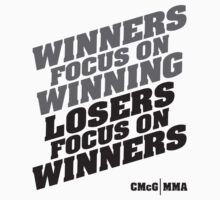 Conor McGregor - Quotes [Winners B] by TypeTees