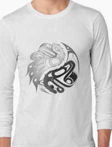 Eagle Bear Long Sleeve T-Shirt