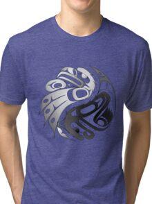 Eagle Bear Tri-blend T-Shirt