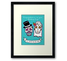 Till Death Do Us Part Framed Print