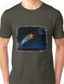 Eagle Shooting star Unisex T-Shirt