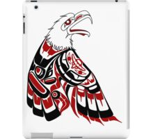 Eagle Human iPad Case/Skin