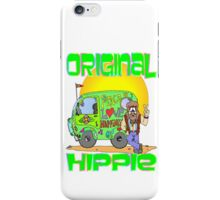 Original Hippie iPhone Case/Skin