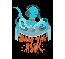 Drop the Ink! (Complementary) Photographic Print