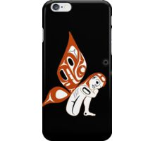 Butterfly Girl iPhone Case/Skin