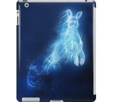 Kangaroo Patronus Charm iPad Case/Skin