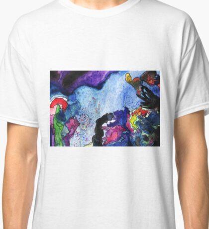 Sunset sea Classic T-Shirt