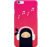 Music Ninja iPhone Case/Skin
