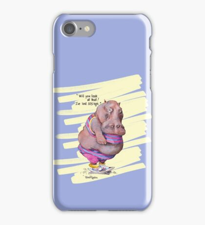 I've lost 375 Kgs! iPhone Case/Skin