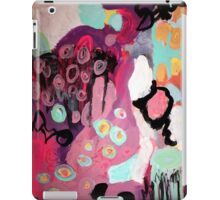 wine and roses iPad Case/Skin