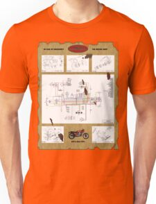 in case of... Unisex T-Shirt