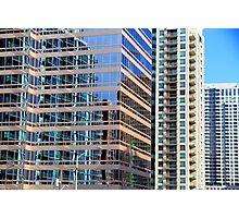 Modern Architecture in Toronto Photographic Print