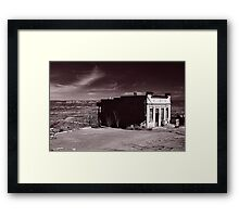Jerome Framed Print