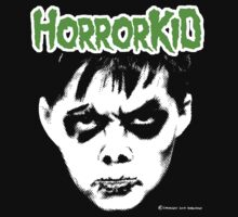 HORRORKID Logo T-Shirt 5 by horrorkid