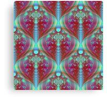 Diadoms Canvas Print