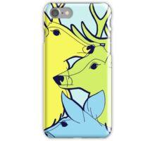 Pastel Deer iPhone Case/Skin