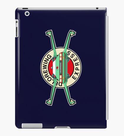 DeloreWing Express iPad Case/Skin