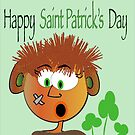 Happy St. Patrick's day by IrisGelbart