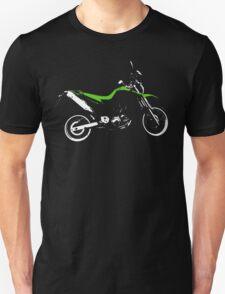 Yamaha White n Green T-Shirt