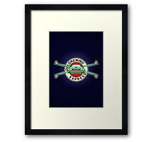 DeloreWing Express Framed Print