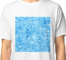 BLUE ICE CRYSTALS Classic T-Shirt