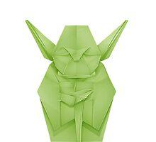 Star Wars Degobah Jedi Master by TrendSpotter