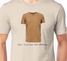 This is not a shirt Unisex T-Shirt