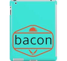 The Bacon iPad Case/Skin