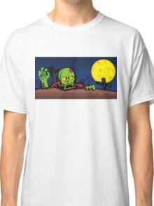 ZOMBIE GHETTO OFFICIAL ARTWORK DESIGN T-SHIRT Classic T-Shirt
