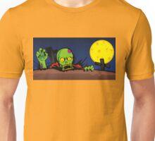 ZOMBIE GHETTO OFFICIAL ARTWORK DESIGN T-SHIRT Unisex T-Shirt