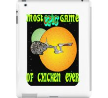Epic Game of Chicken iPad Case/Skin