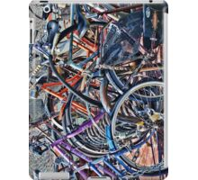 Colorfull bicycles iPad Case/Skin