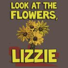 Look At The Flowers, Lizzie #2 by perilpress