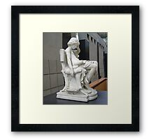 Aristotle as a Youth 2 Framed Print