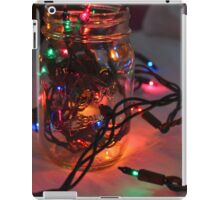 Glowing Mason Jar iPad Case/Skin