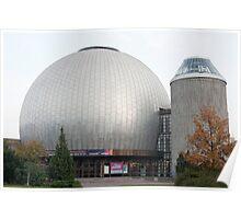 Zeiss Planetarium, Berlin Poster
