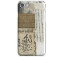 Satori Story iPhone Case/Skin