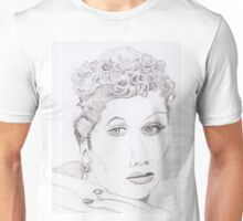 I Love Lucille Ball Unisex T-Shirt