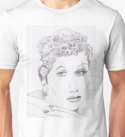 I Love Lucille Ball Unisex T-Shirt