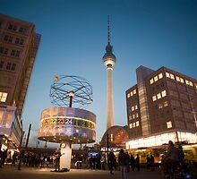 berlin alexanderplatzberlin alexanderplatz by photoeverywhere