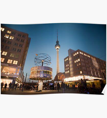 berlin alexanderplatzberlin alexanderplatz Poster