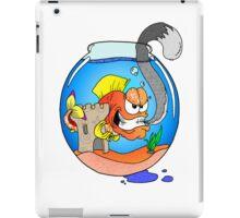 Goldfish Revenge iPad Case/Skin