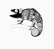 graphic ornamental chameleon T-Shirt