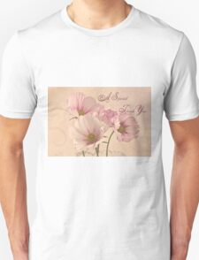A Special Thank You - Card Unisex T-Shirt