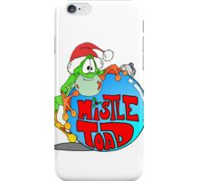 Mistle Toad iPhone Case/Skin