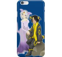 Espeon & Umbreon - Gijinka iPhone Case/Skin