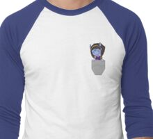 Pocket Draenei Men's Baseball ¾ T-Shirt