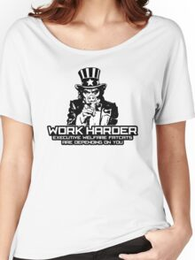 Corporate Welfare State Women's Relaxed Fit T-Shirt