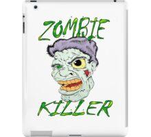 Zombie Killer iPad Case/Skin